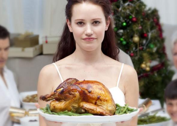 Thanksgiving And Eating Go Together, But Thanksgiving And Eating Disorders Do Not.