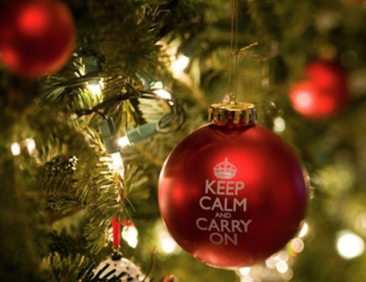 """Holiday Self-Care Tips That Will Take The Stress Away From """"Stress Eating."""""""